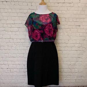 AB Studio Dresses - AB Studio Floral Dress